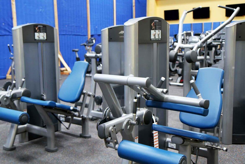Fitness takarítás
